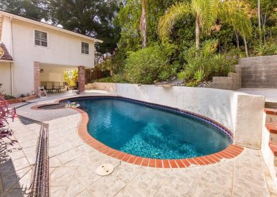 11735 Woodley Ave - Backyard Pool