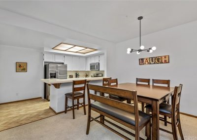 5534 Encino Ave - Kitchen & Dining Area